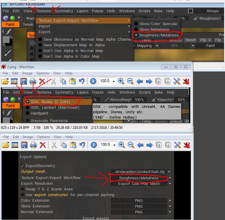 3dcoat PBR to Blender Principled BSDF Add-On - 3DCoat AppLinks