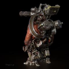 gunhead_Textured