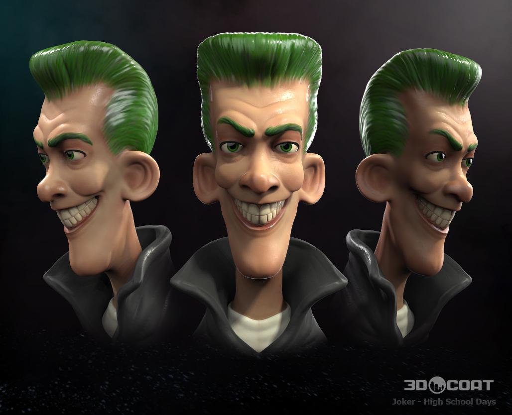 Joker - The High School Days.