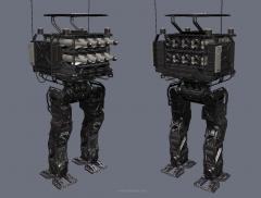 Rocket Bot Concept