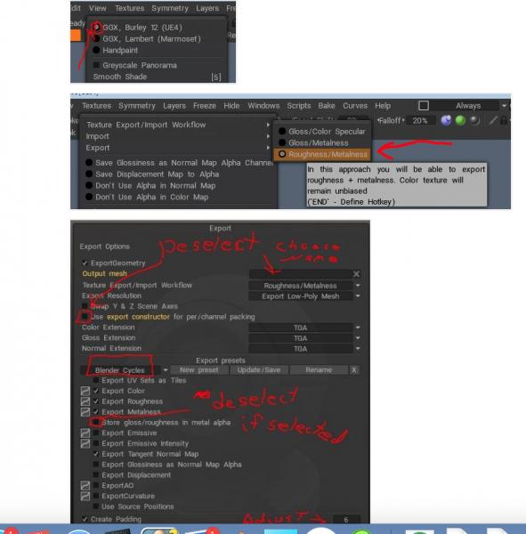 Setup for Export to Blender.png