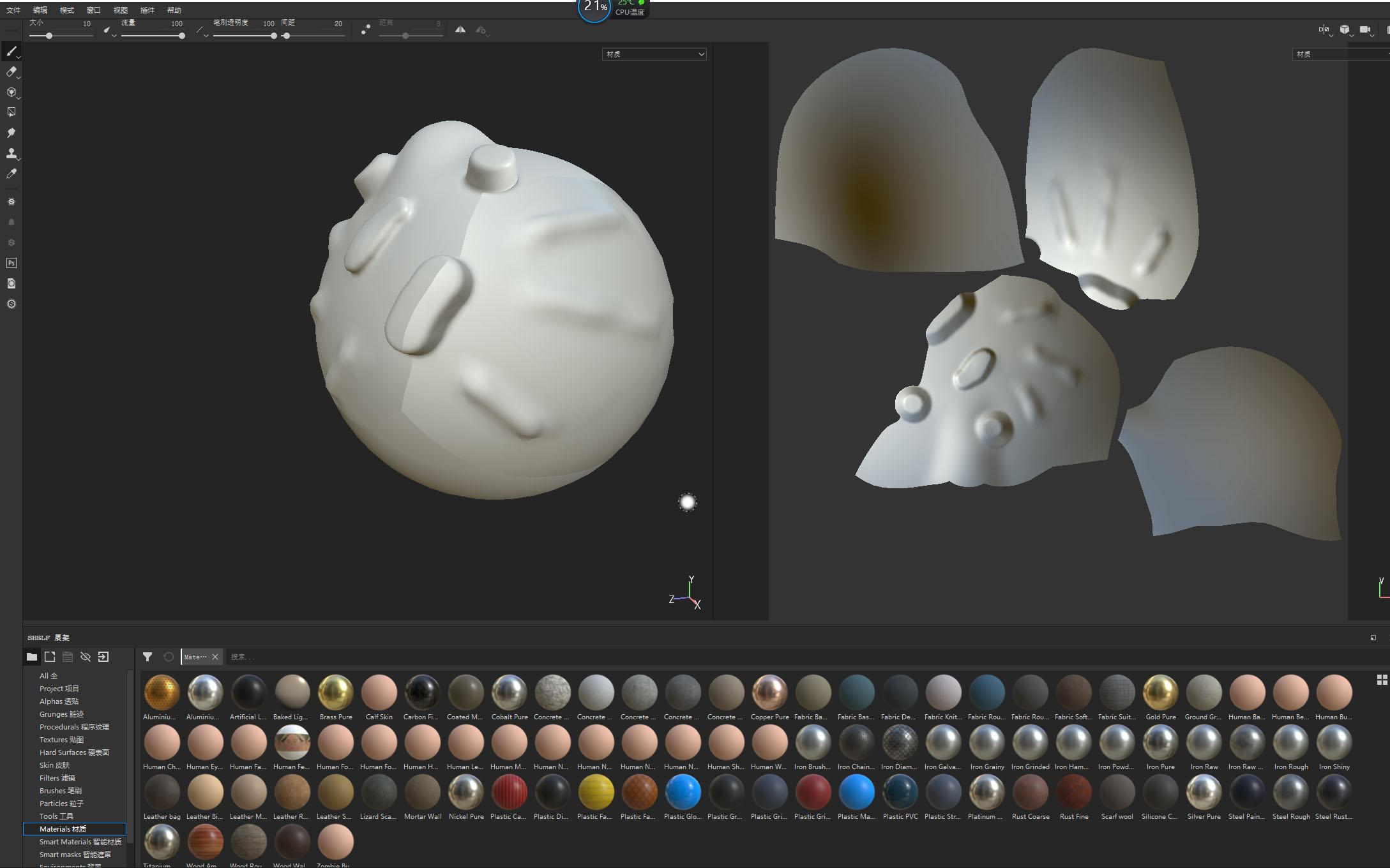 3d coat uv and normal map issues in substance painter - 3DCoat - 3D