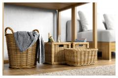 Basket 3D Design