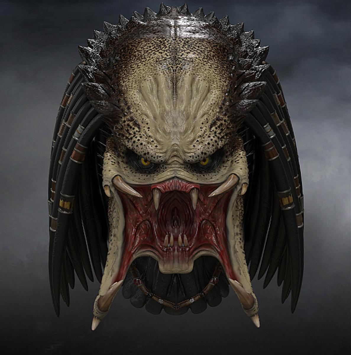 WolfPredator before he get's wounded