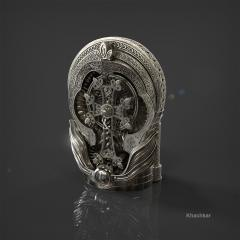 Jewelry assets for 3d printing and metal casting
