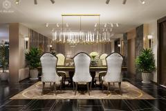 Arredamento Showroom - one of the interior rendering projects of K-Render Studio